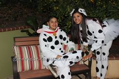 Cute Pongo and Perdita Costume for Couples ...This website is the Pinterest of costumes