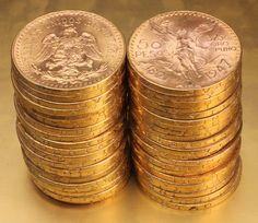 Mexikanische Centenario Goldmünzen Goldpesos verkaufen