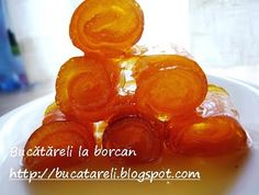 Dulceaţă de portomelci Canning Recipes, Pudding, Sweets, Fish, Gem, Desserts, Blog, Tailgate Desserts, Deserts