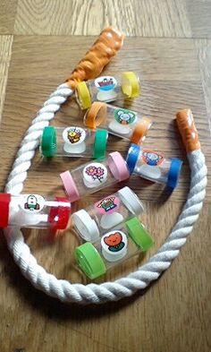Montessori Toys, Baby Games, Handmade Toys, Blog Entry, Handicraft, Diy For Kids, Ideas Para, Diy And Crafts, Literacy Activities