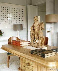 L'Wren Scott fabulous apartment in Rive Gauche Parisby Le Blog Mademoiselle