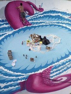 Pool, illustration