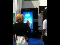 Pepsi® Interactive Vending Machine Demo at the NAMA One Show 2013