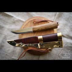 Viking knife from Gotland