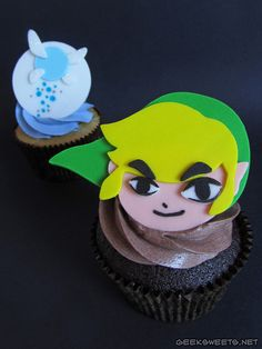 "cupcakes. ""hey! listen!"" ::chomp!::"