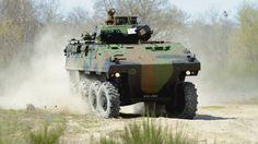Renault-Nexter VBCI, APC, ACAV, M113A3, France Army