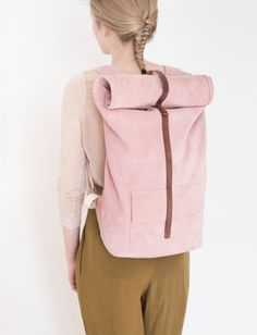Pastel backpack