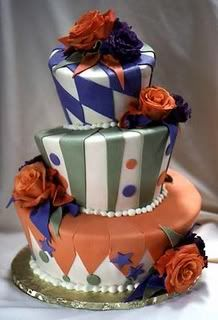 Wedding Cakes Pictures: Alice in Wonderland Mad Hatter Cake