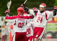 Lacrosse - the national sport