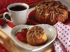National Soyfood Month - Recipe #8 - Cinnamon Rolls with Cinnamon Tofu Frosting