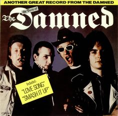 The Damned, The Best Of The Damned