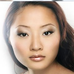 Asian eyes are even more beautiful with the right make up!