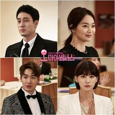 Love, love, love these great actors! (Oh My Venus)