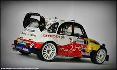 2cv Rally Car, Car Car, Sport Cars, Race Cars, Citroen Sport, Car Competitions, Automobile, Citroen Traction, 2cv6