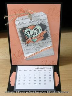 Easel Calendar Video. Perfect gap gift for co-worker, mom, grandma, is set. Easel calendar for their desk.