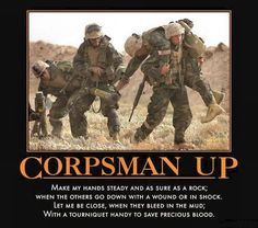 Corpsman up on pinterest navy corpsman us navy and navy military