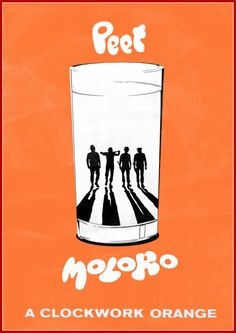 A Clockwork Orange by Neil Truscott