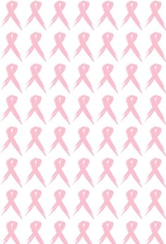 C Monogram Breast Cancer Awareness Wallpaper