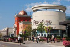 Kenwood Towne Center - in nearby Cincinnati, Ohio