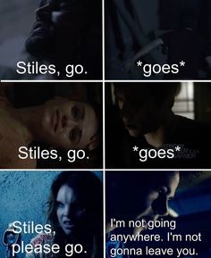 STALIA IS Not the endgame it's just she was alone when Lydia was hurt everybody was there aiding her, same Derek. Malia on the other hand was alone that's why, STYDIA IS ENDGAME