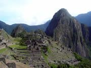 Machu Picchu – the world famous 'Lost City of the Inca's – was rediscovered by archaeologist Hiram Bingham in 1911 after 500 years of lying hidden and untouched in the cloud forest.  These ruins are undoubtedly one of the most beautiful and enigmatic ancient sites in the world.