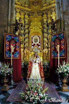 Las Fotografías de Bandera: El mes del Santo Rosario (II)