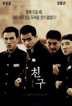 Friend / Chingoo / 친구 (2001) - Korean Movie