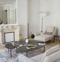 Beautiful French Interiors by Veronique Cotrel 28