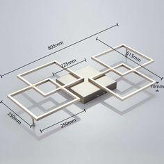 New Ceiling Design, Ceiling Design Living Room, Bedroom False Ceiling Design, Lamp Design, Creative Wall Decor, Led Ceiling Lamp, Bathroom Design Luxury, Energy Efficiency, Homemade Home Decor
