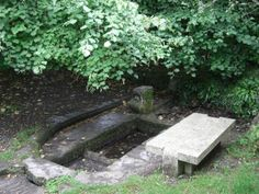 St. Augustine's Well, Cerne Abbas, Dorset