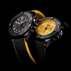 Breitling Avenger Hurricane Now Available in 45-mm Case