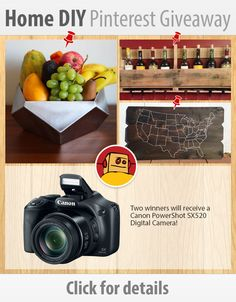 Enter to win one of two DSLR cameras! #contest