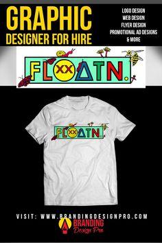 Graphic Designer For Hire Graphic Design Company, Freelance Graphic Design, Graphic Design Services, Custom Logo Design, Free T Shirt Design, Creative T Shirt Design, Free Design, Brand Identity Design, Branding Design