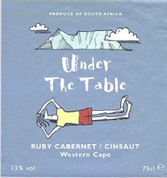 unusual wine labels