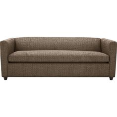 movie queen sleeper sofa - Rootbeer | CB2