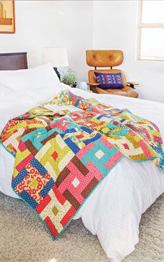 Take a Spin Quilt Pattern Download