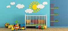 Resultado de imagen para decoraciones de habitaciones de bebe