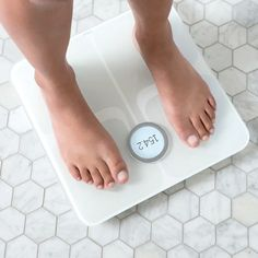 Get a total look at your progress and health with the Fitbit Aria Air Smart Scale. Listerine Foot Soak, Fitbit App, Smart Scale, Fitness Gadgets, Getting Back In Shape, Fun Workouts, Weighing Scale, Health, Weight Loss