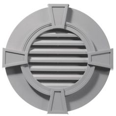 Builders Edge x White Round Vinyl Gable Vent at Lowe's. Builders Edge gable vents provide added architectural detail with their wood grain finish and sharp distinctive characteristics. They offer key features Beige, Gray, Sofa Table Decor, Gable Decorations, Gable Vents, Fall Table Centerpieces, Wood Grain Texture
