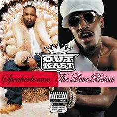 Precision Series Outkast - Speakerboxxx/The Love Below