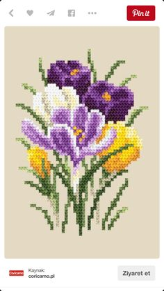 "} [ ""Coricamo - Welcome to Cross Stitching, free cross stitch pattern, needlepoint…"" ] # # # # # # Cross Stitch Cards, Cross Stitch Flowers, Counted Cross Stitch Patterns, Cross Stitch Designs, Cross Stitching, Cross Stitch Embroidery, Cross Stitch Pictures, Needlework, Needlepoint"