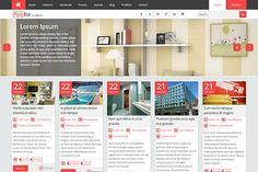 Portfite-Portfolio Joomla Template by PCMShaper on @creativemarket