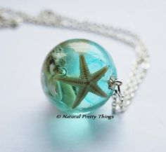 Awww mermaid necklace