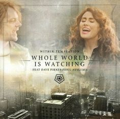 Within Temptation - Whole World Is Watching (Single Cover)