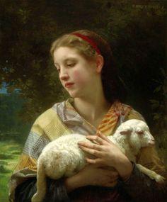 William A. Bouguereau (1825 – 1905)  – Pintor Francês_91