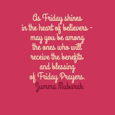 32+ Beautiful Islamic Jumma Mubarak Images With Quotes & Wishes…