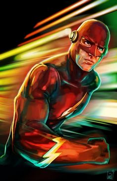 The Flash by Gabriel Cortez