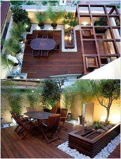 Terrasse en bois - 75 idées pour une déco moderne   House
