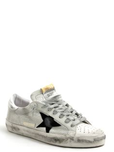 Golden Goose-sneakers super star-grey cord gum-Golden Goose Spring Summer 2014 295 EUR