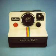 Polaroid Camera - I felt like hot stuff, having this camera! I saved up for MONTHS to get it, then, when I finally had enough, I got one as a gift from my folks! (Good thing, though, 'cuz the film was WAY expensive!)